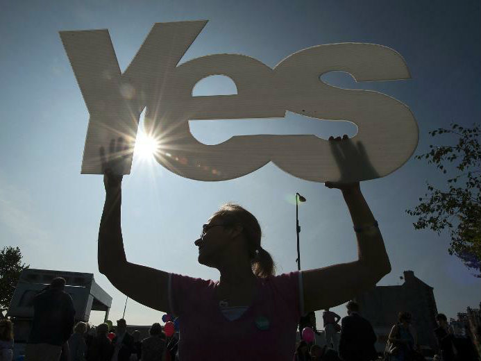 Scottish Author: I was 'Yes', Now I'm 'No' - The Independence Camp is a 'Form of Faith'