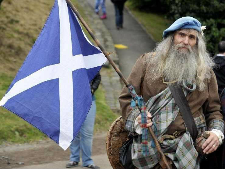 Kilts, Whisky and Deep-Fried Mars Bars: Scottish Cliches Busted