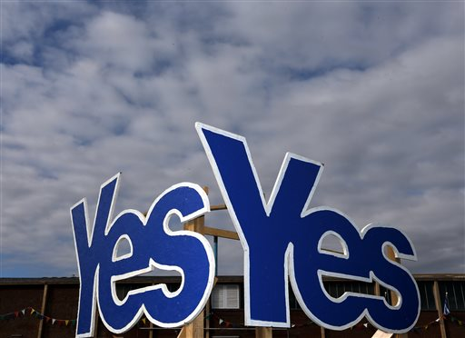 Next Week Scotland will Vote 'No' to Independence. Here Are 10 Reasons Why I Wish It Would Vote 'Yes'