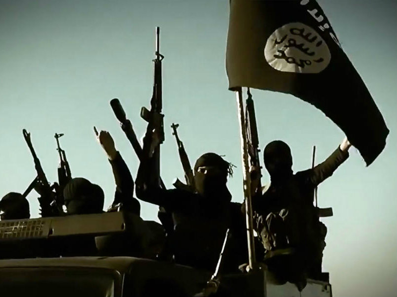 Germany Bans Aiding Islamic State