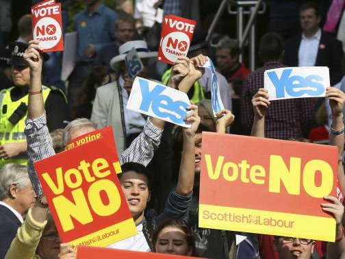 Scots Should Vote No on Independence