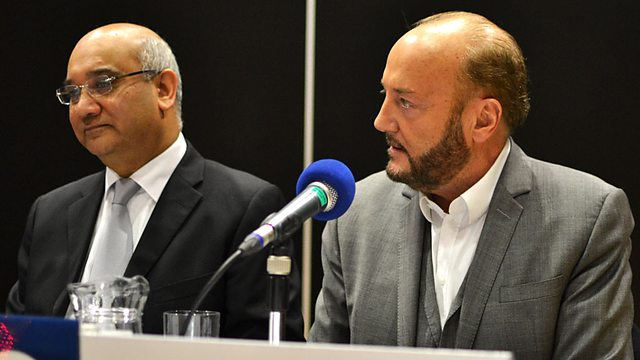 Keith Vaz and George Galloway: When Your Enemy's Enemy Becomes Your Best Friend