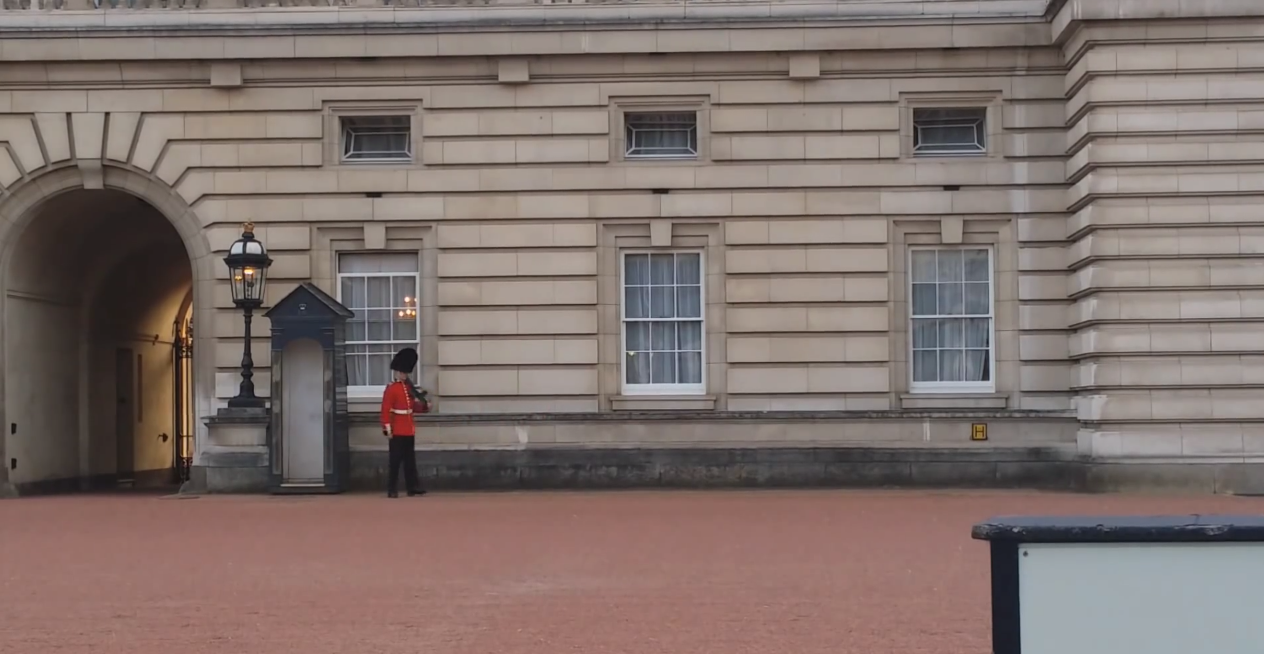 Dancing Buckingham Palace Guard Faces Prison for Protocol Breach