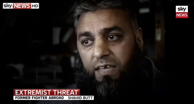 Convicted Terrorist tells Sky News: Blame Violent Computer Games for ISIS Fighters