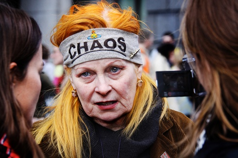 Vivienne Westwood, High Priestess of Punk, Delivers Devastating Blow to Scottish Independence Campaign