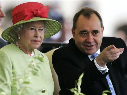 Next Title: Elizabeth, Queen of Scots?