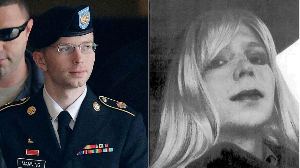 Bradley Manning says 'Let ISIS Succeed.' I say 'Shut That Cell Door!'