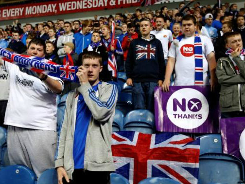 Scottish Opponents of Independence Slightly Ahead: Polls