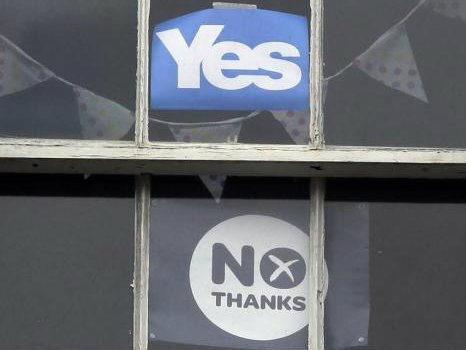 Registered No Voters Are Switching to Yes On The Doorstep