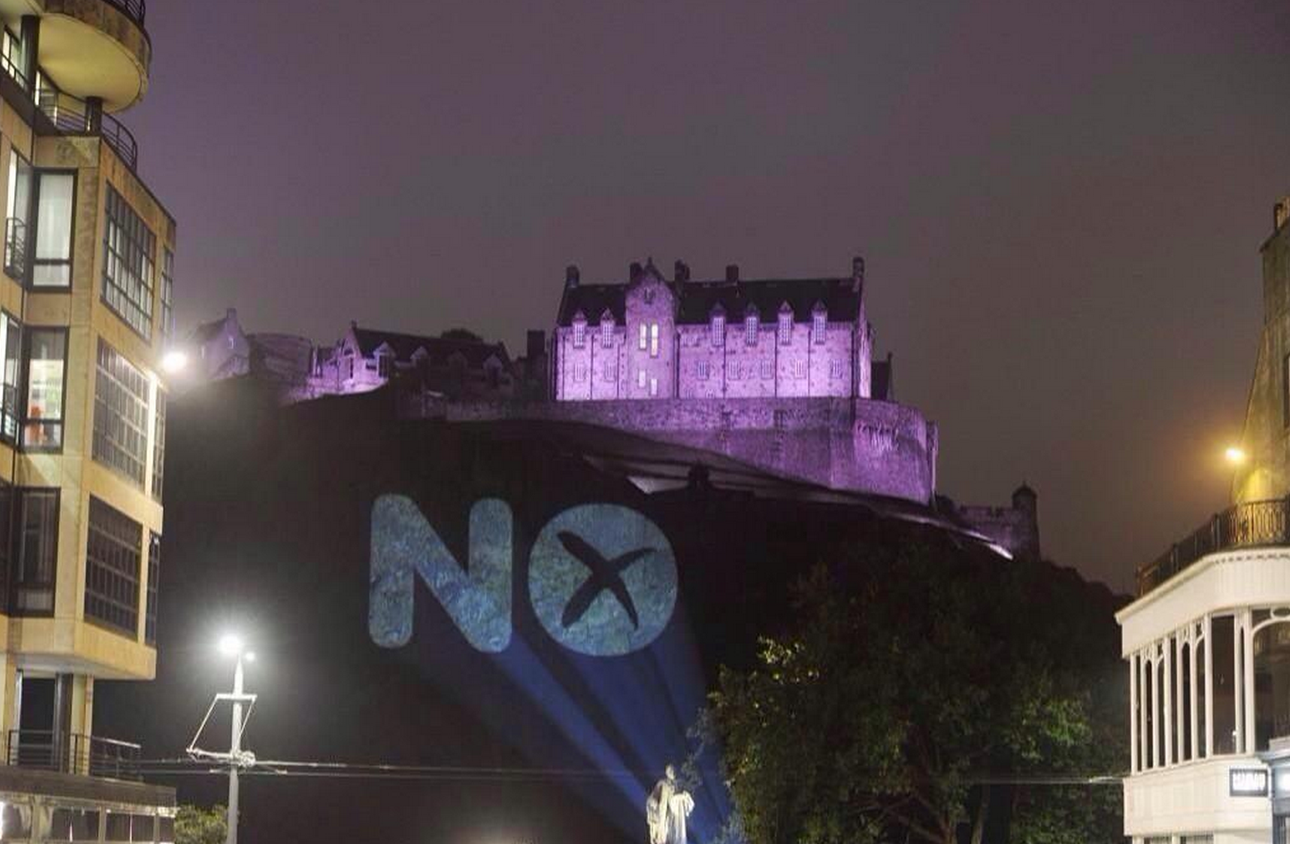 NO, NO, NO! - Scotland Votes Against Independence In Historic Vote