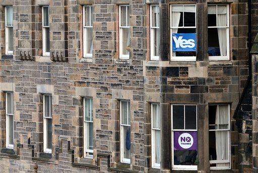 A Guide to Scotland as Independence Vote Nears