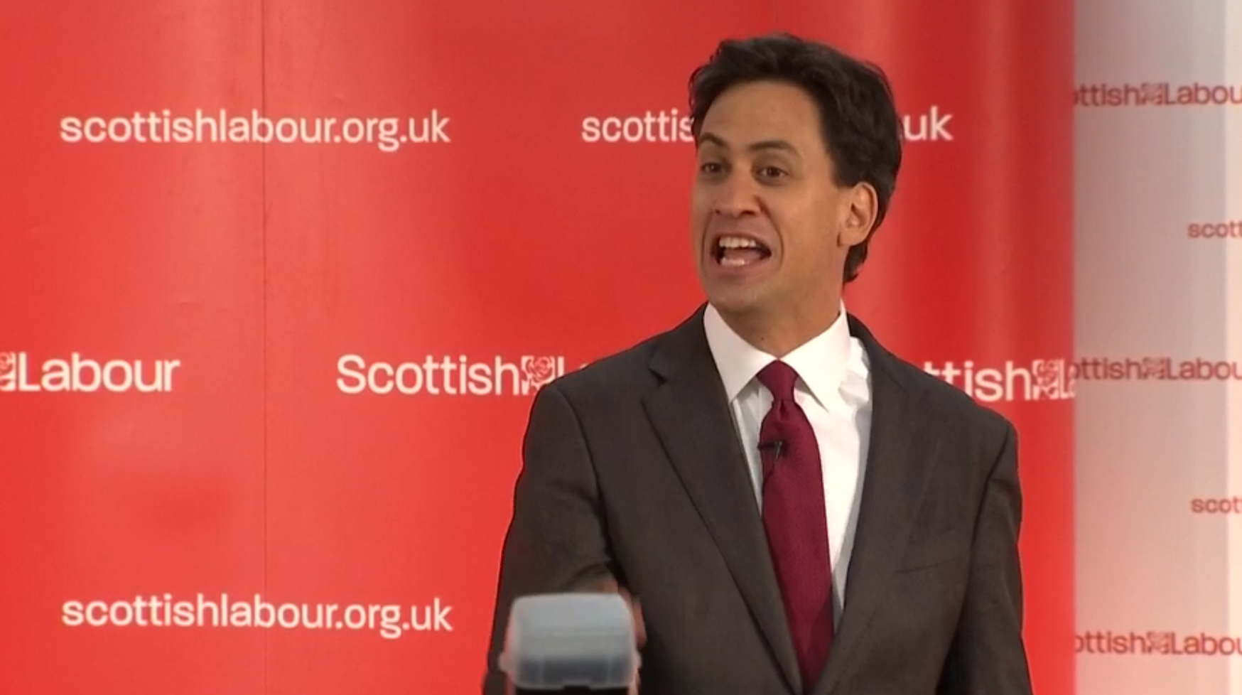 Ed Miliband Should Be Ashamed of The Referendum Performance, Instead He Will Gloat