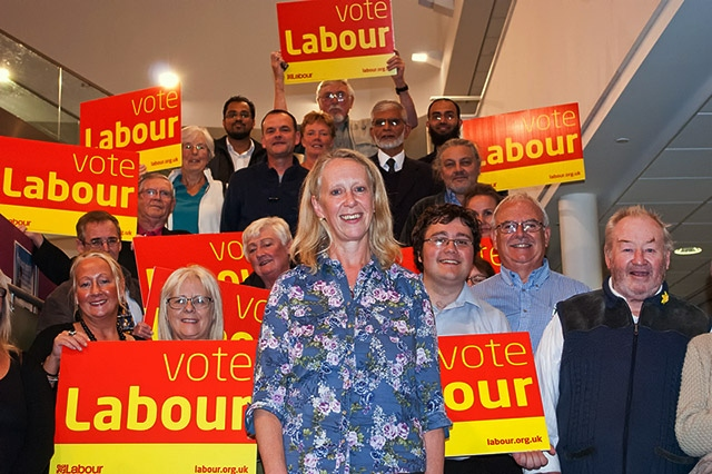 Labour Line Up Big Guns in Heywood and Middleton, Fearful of a Ukip Insurgency