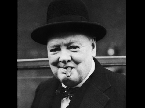 Churchill was a Racist White Supremacist Claims Labour Candidate #lab14