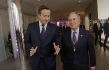 WATCH: Cameron Hot Mic, Says Queen Purred When I Told Her Scotland Voted No