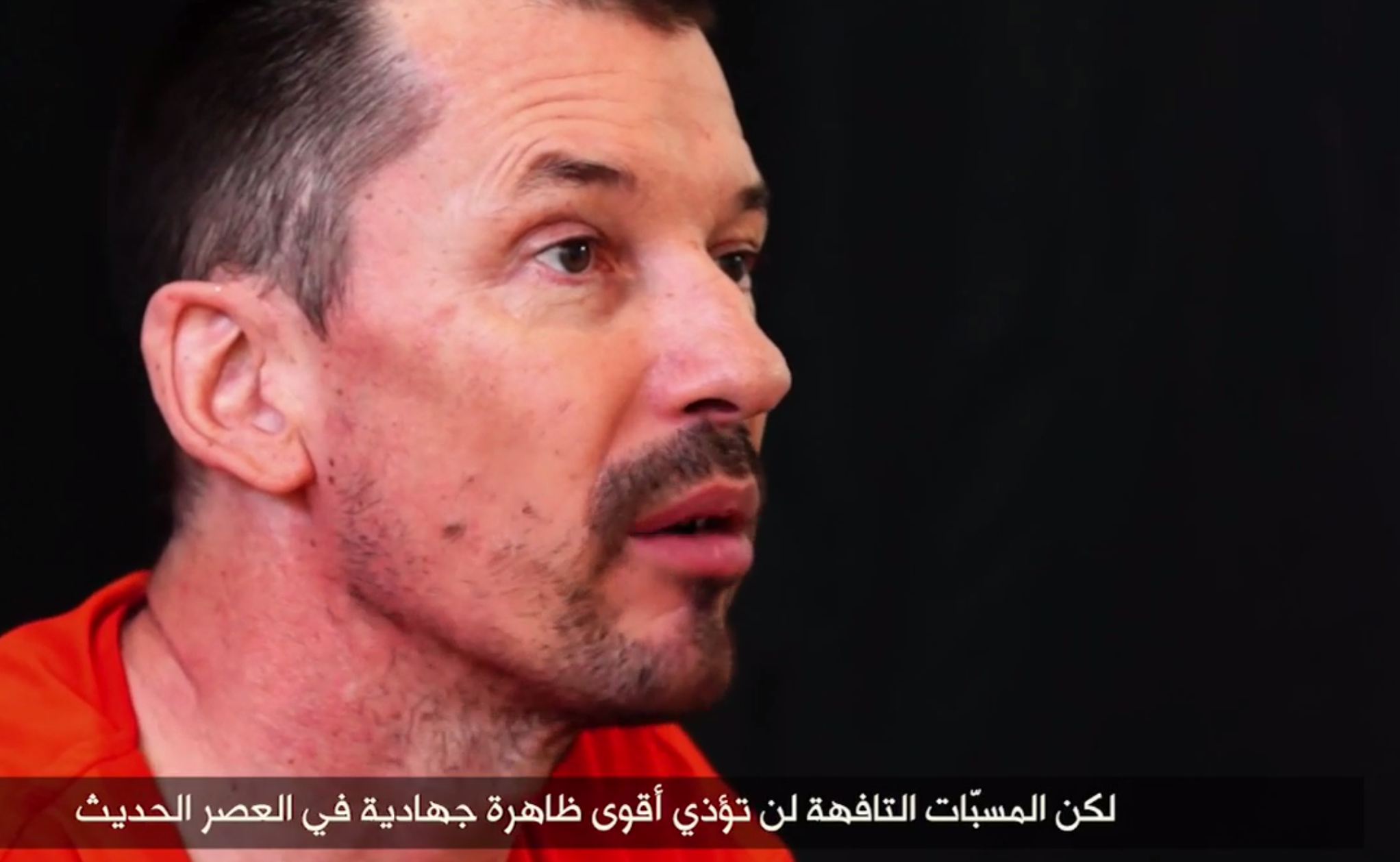 New ISIS Cantlie Video Quotes Ron Paul Supporter, Gloats Over Western Incompetence