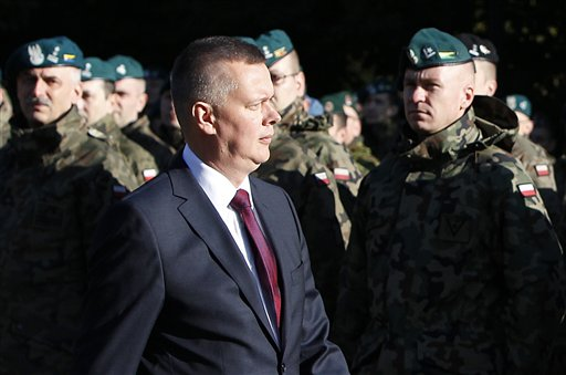 Poland Tests Border Protection in Major Exercise