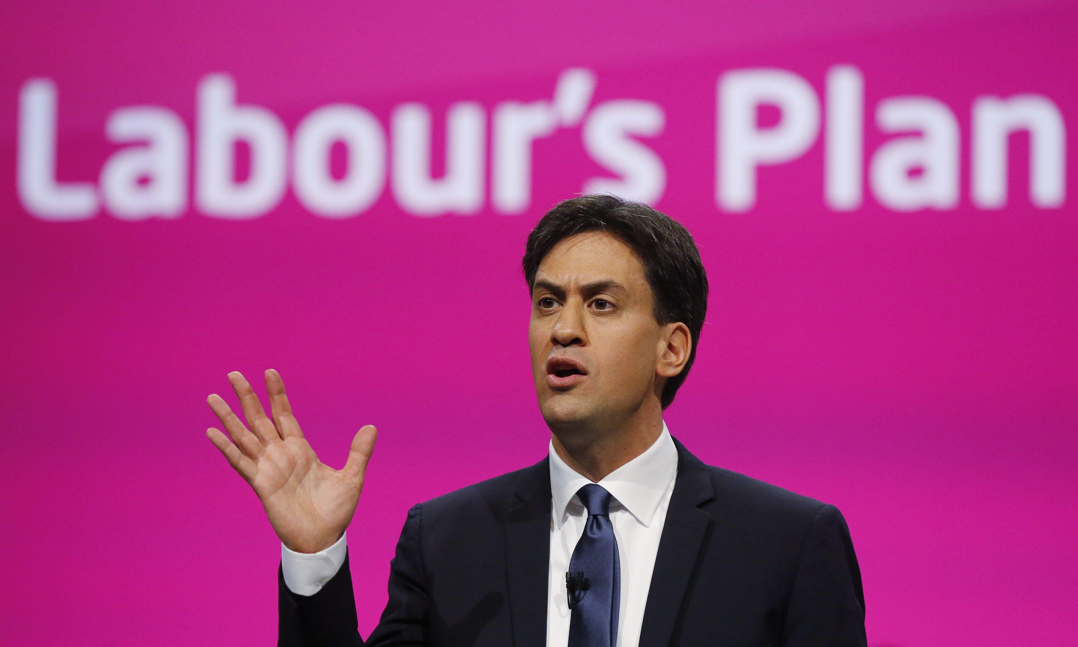 Britain's Labour Leader Confirms He Forgot Vital Parts of Pre-Election Speech
