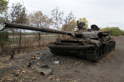 Cease-Fire in Eastern Ukraine Violated
