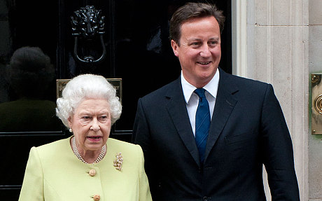 Prime Minister Issues Humbling Apology to Queen