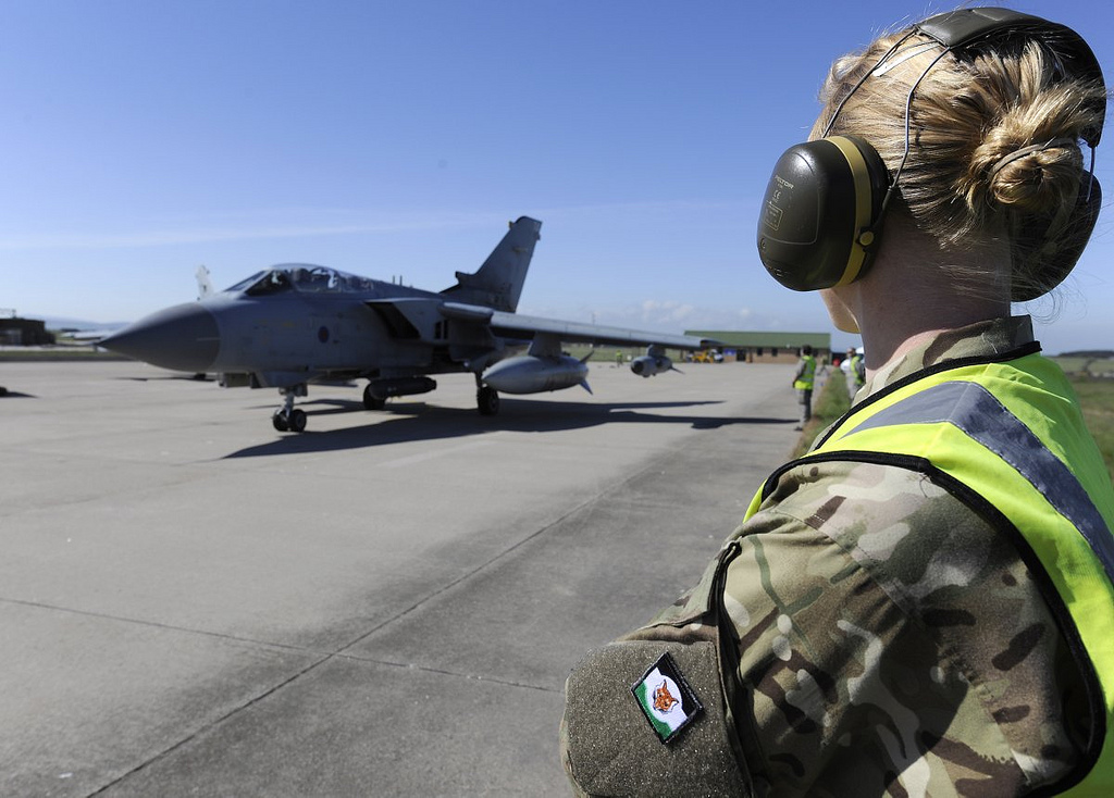 Turkey Opens Air Bases to Coalition, But Still no Ground Troops