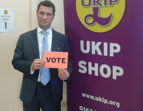 UKIP MEP: We'll Take SIX Seats At General Election