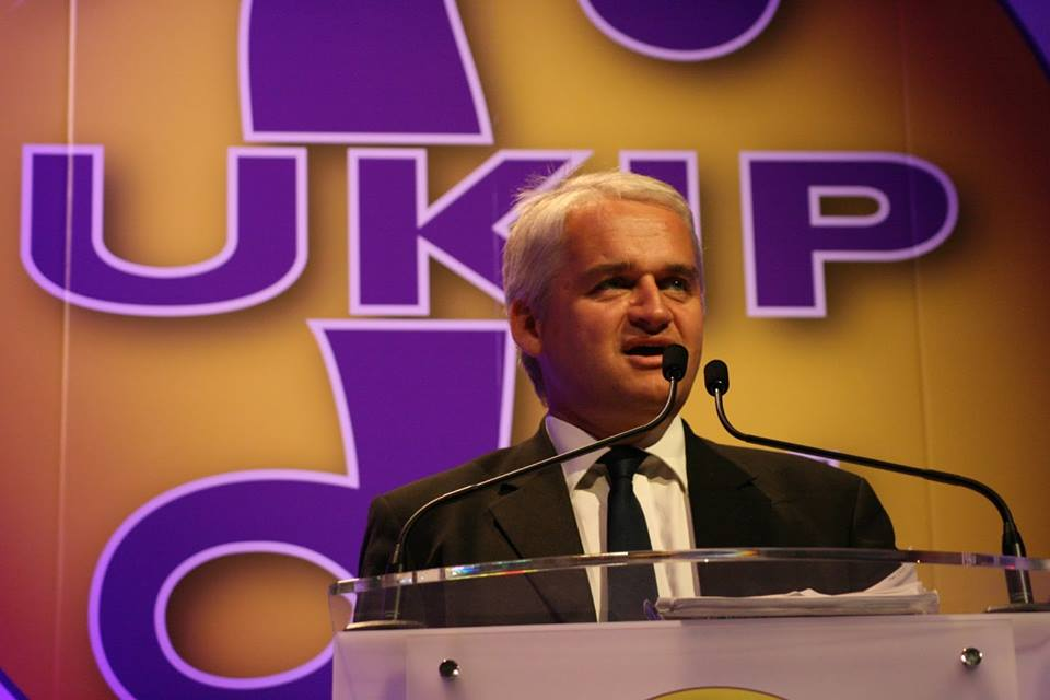 Confusion at Conference as Senior UKIP Members Clash Over Luxury Tax
