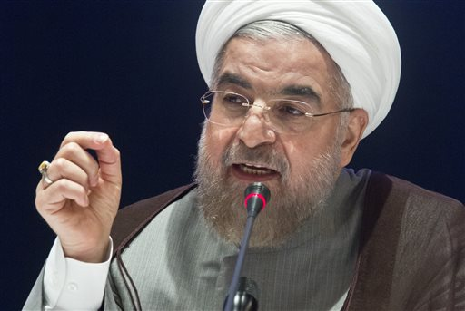 Iran's President: No Major Progress at Nuke Talks