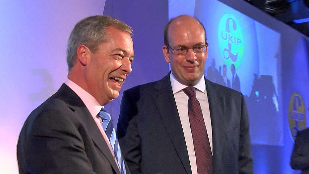 Poll: UKIP Defector's Unexpected 9-Point Lead Ahead of Critical By-Election
