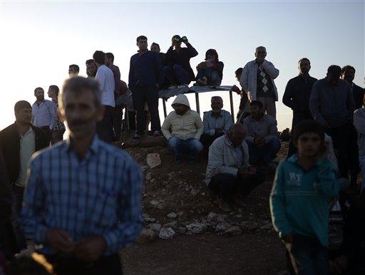 US-Led Airstrikes Hit 4 Syrian Provinces