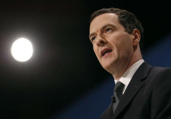Osborne Launches Conservative Election Pitch with Pension Tax Cut