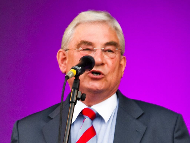 Former London Deputy Mayor Richard Barnes Defects to UKIP