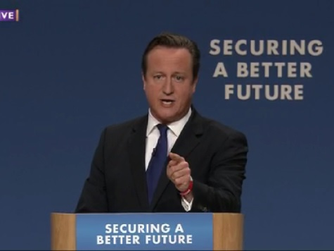 Cameron: We're The Trade Union For The Hardworking #CPC14