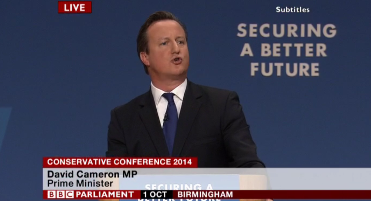 Cameron's Speech: Nostalgia, Strength, and a Whole Load of UKIP Policies