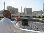 2 Million Muslims Stone 'Devil' at Hajj, Feast Begins