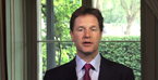 WATCH: Nick Clegg's Eid Message Lauds 'Peace, Tolerance, Compassion' of Islam
