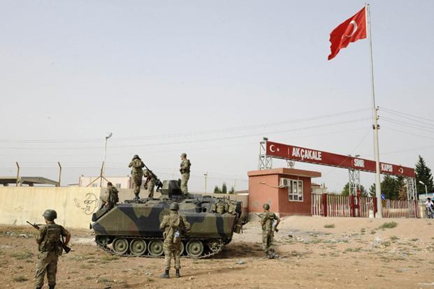 Turkey Votes to Join Alliance Against ISIS, But Sits Uneasily With New Kurdish Allies
