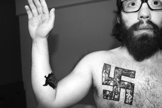 Convicted Hacker and Darling of the Left 'Weev' Emerges From Prison a Neo-Nazi White Supremacist