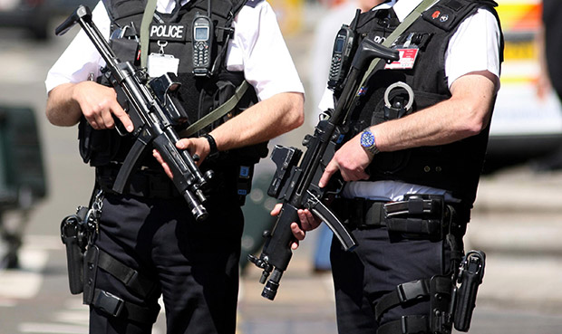 British Police on Alert for Home-Grown Terror Attack