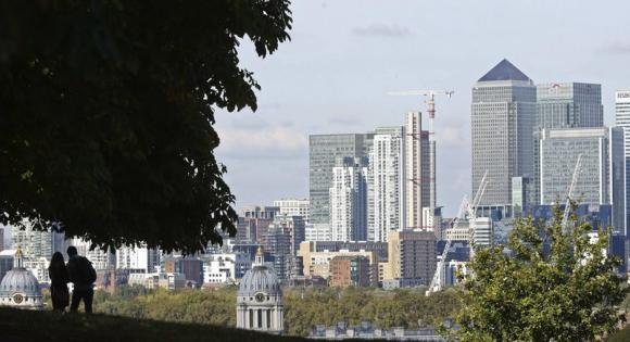 London Beats New York as Most Popular Destination for Workers