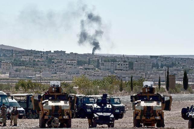 Witnesses Describe Jihadist Horror in Kobane, as ISIS Justifies Enslaving Yazidis