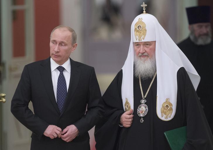 How the Russian Orthodox Church Answers Putin's Prayers in Ukraine