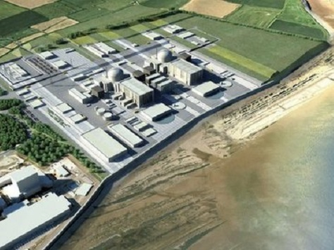 European Commission Approves New Nuclear Plant In Britain