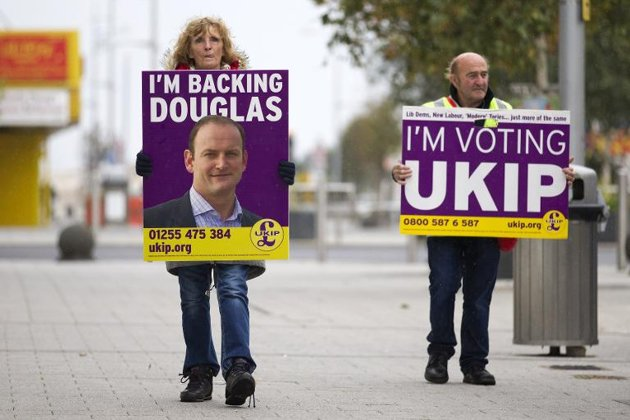 UKIP Hopes for First Parliamentary Seat in By-Election