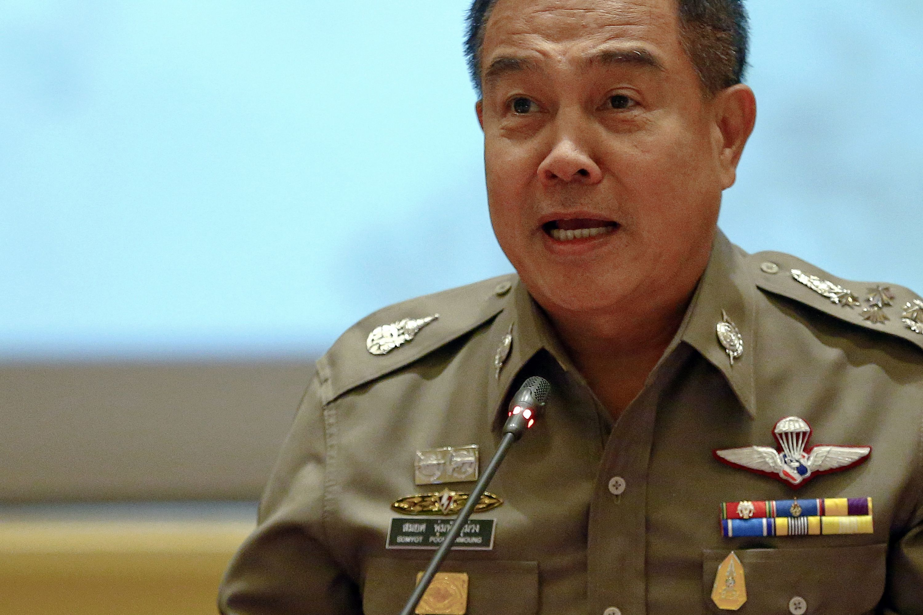 Thai PM Stands by Investigation into Murders of British Tourists