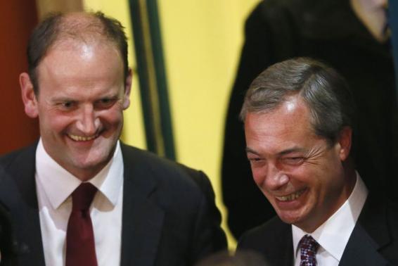 UKIP's £350k-A-Year Clacton Lottery Win