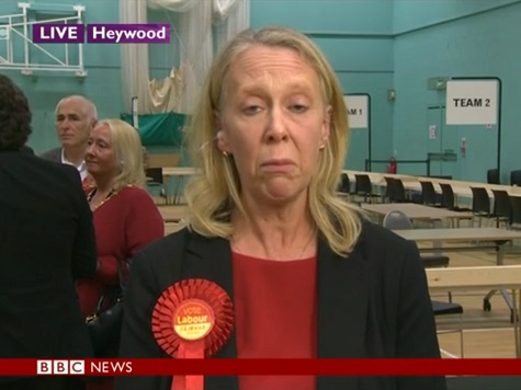 UKIP Run A Close Second To Labour In #HeywoodAndMiddleton