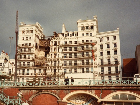 Conservatives Remember #Thatcher Assassination Attempt 30 Years On #Brighton