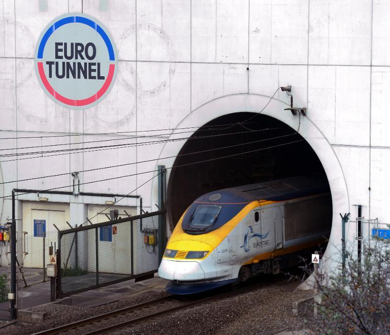 Britain Launches Process to Sell Eurostar Stake
