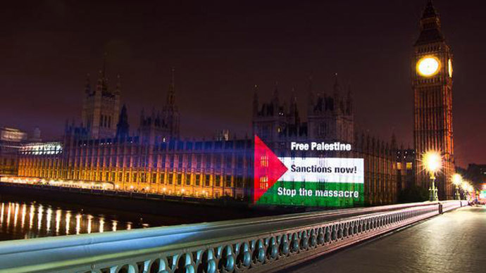 MPs Who Allowed Parliament to Vote for a Palestinian State Should be Ashamed